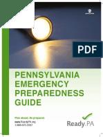 Pennsylvania Emergency Preparedness Guide