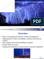 Practical Earthing Bonding Lightning and Surge Protection