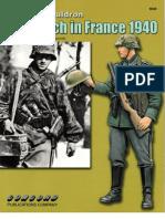 Concord 6533. Into the Cauldron - Das Reich in France 1940