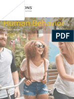 Human Behavior Guide