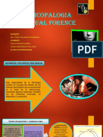Psicopalogia Sexual Forence