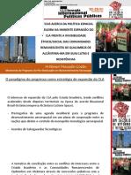Apresentação Da Comunicação Oral - VIII JOINPP - Artemio Macedo Costa
