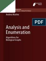 (Atlantis Studies in Computing) Andrea Marino-Analysis and Enumeration_ Algorithms for Biological Graphs-Atlantis Press (2015)