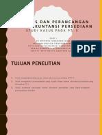 Ppt Kelompok 2 Sistem Akuntansi Persediaan Skripsi Sasmawaty