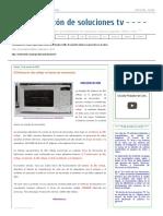 - - - - El rincón de soluciones tv - - - -_ El Sistema de alto voltaje en hornos de microondas_.pdf