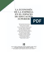 Economía Empresa Espacio Superior