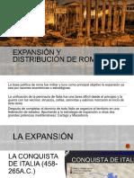 Expansión y distribución de Roma.pptx