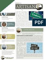 The Artisan - Northland Wealth Management - Autumn 2017