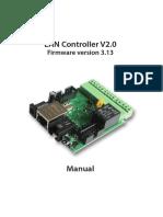 Manual v 313 LAN Controller V20 LANKONT-002 En