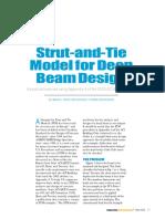 Strut and Tie Model for Deep Beam Design.pdf