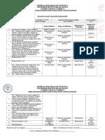 Plan de Clase Evaluacion de Desempeño. 2017-2