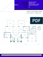 Grand Courtyard - Arabic - Ground Floor