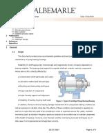 pump bearing housing