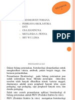 Presentation Bioteknologi