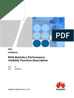 PRS RAN Statistics Performance Visibility Function Description (V100R017_01)(PDF)-En
