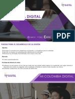 UTFONTIC MCD ConociendoMiColombiaDigitalPresentacion 3 4 Octubre2017