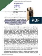 Charles Spurgeon _ La Vaquilla Roja_ Sermón 1481 _ Tabernáculo Metropolitano