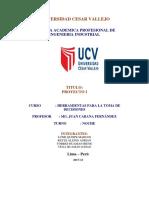 Proyecto Herramientas Informe Final