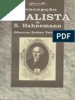 Concepção Vitalista de Samuel Hahnemann - Dr. Marcus Zulian Teixeira.pdf