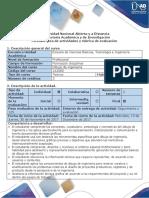 Guia de Actividades y Rubrica de Evaluación - Fase 4 - Post Tarea - Evaluación Final