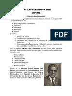Clemente Marroquin . R. Vice. de G.