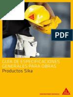 Sika-Argentina-Especificaciones-de-Obra-2016.pdf