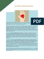 3 Datos Curiosos Sobre La Salud Del Corazón
