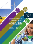 Climate and Green Plan