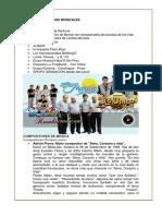 Principales Bandas Musicales