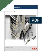 Seminario mecánico y electrónico diesel Bosch