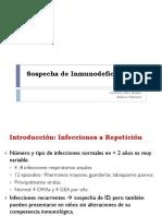Infecciones Recurrentes e Inmunodeficiencias en Pediatría1
