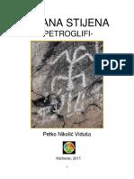 PISANA STIJENA - petroglifi