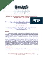 Dialnet-ElJuegoMotorComoActividadFisicaOrganizadaEnLaEnsen-5351993
