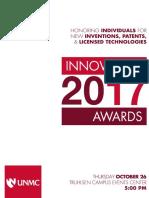 2017 Innovation Awards Program