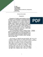 Argentina El Cruce de Los Andes Fragmento