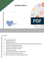 ACD-Estrategias de Marketing Creativo y Social
