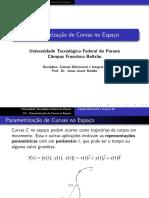 04 Parametrizacao de Curvas