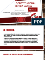 Justicia Constitucional en América Latina