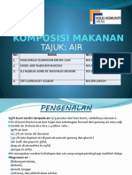 Air (Tugasan 1 Unit 1 SPK 1013)