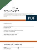Ingenieria Economica Iind. Unidad 1
