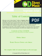 Mac Table of Contents