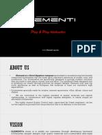 Elementi Presentation