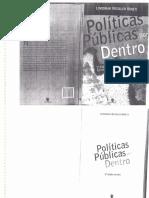 Livro_Políticas Públicas Por Dentro