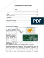 Aspectos Biológicos Volcán Chichonal_biologia