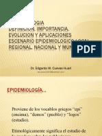 Epidemiología Clase 1