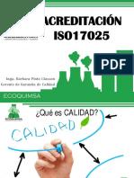Acreditación+ISO+17025