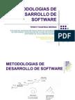Metodologias de Desarrollo de Software v01