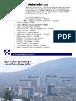 Estructuras diseñadas por Jaime Muñoz Duque y Cía y Respuestas Estructurales.ppt