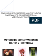 conservacion iqf