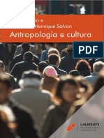 Antropologia Cultura Unidade 4